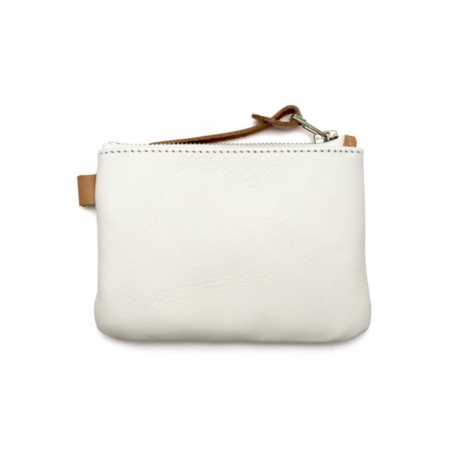 Fang Wallet White