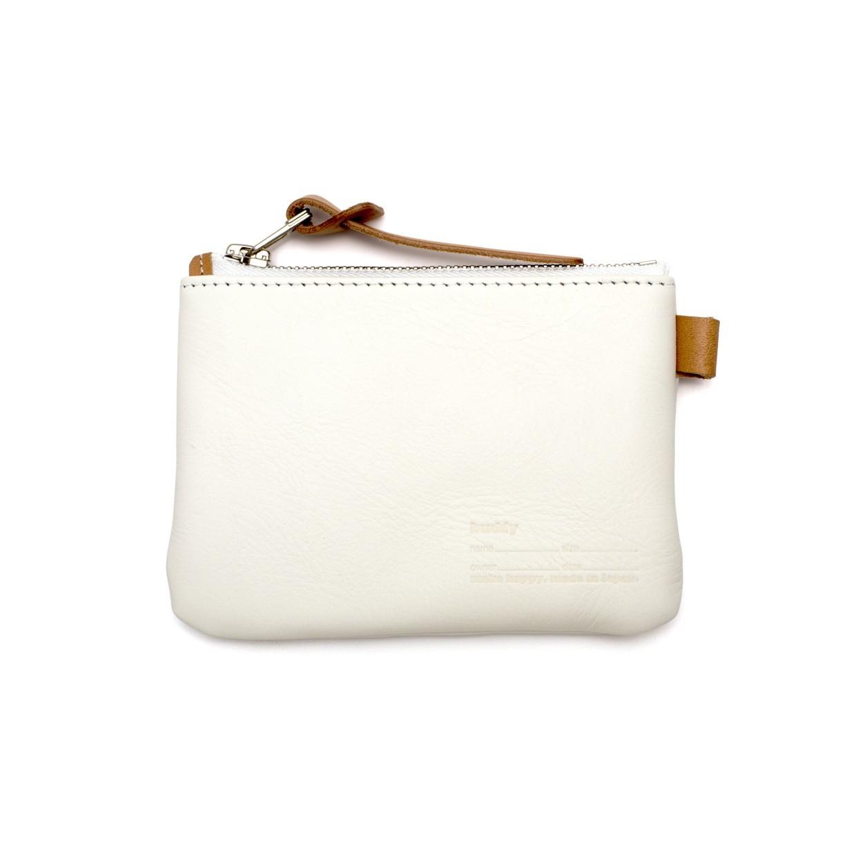Fang Wallet Blanc