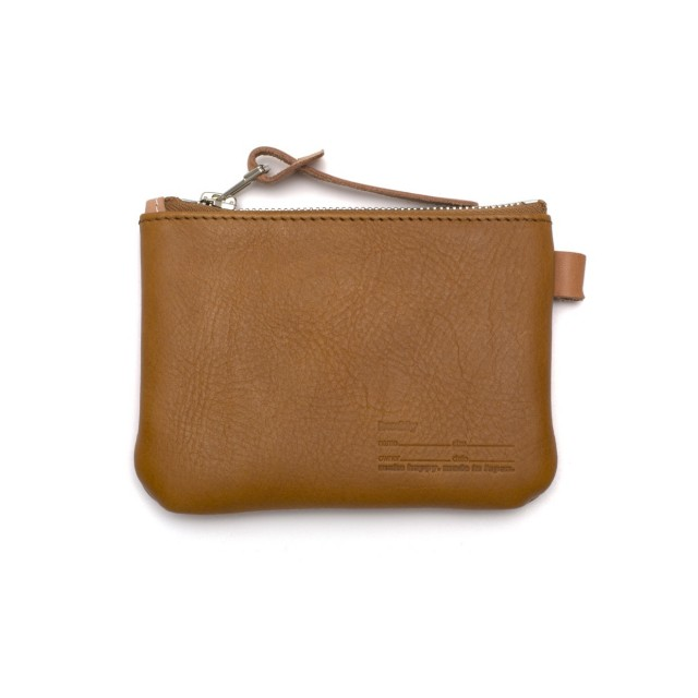 Fang Wallet Camel