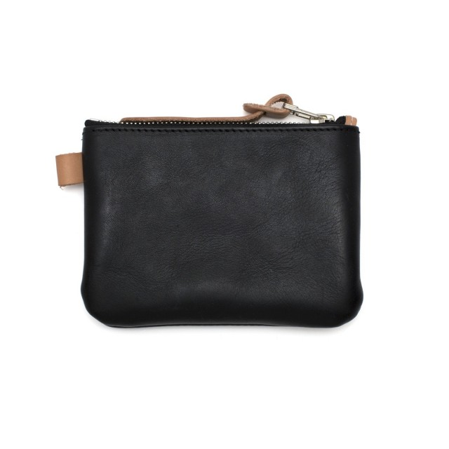 Fang Wallet Black