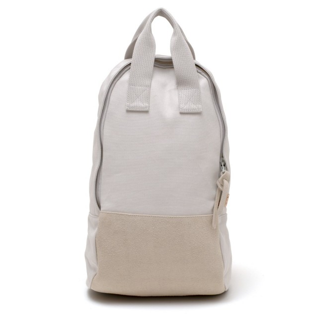 Ear Long Tote Backpack Grey