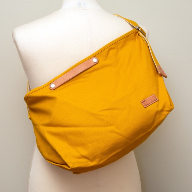 Tail Shoulder Bag Moutarde