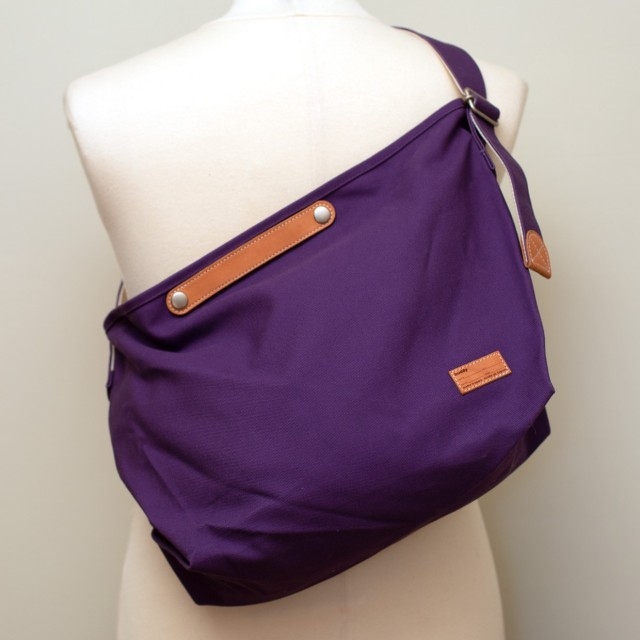 Tail Shoulder Bag Purple