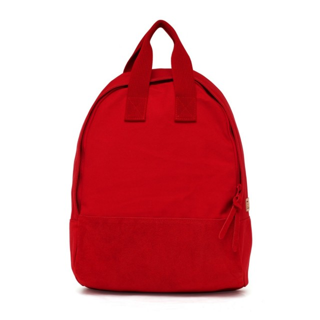 tote backpack rouge
