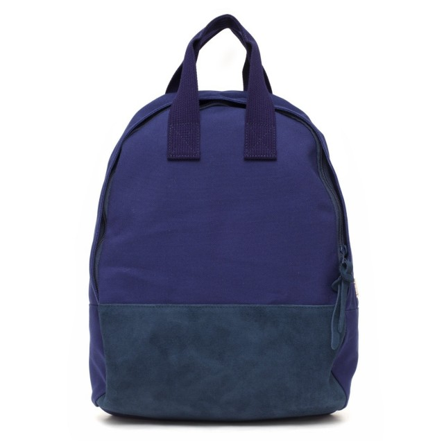 tote backpack navy