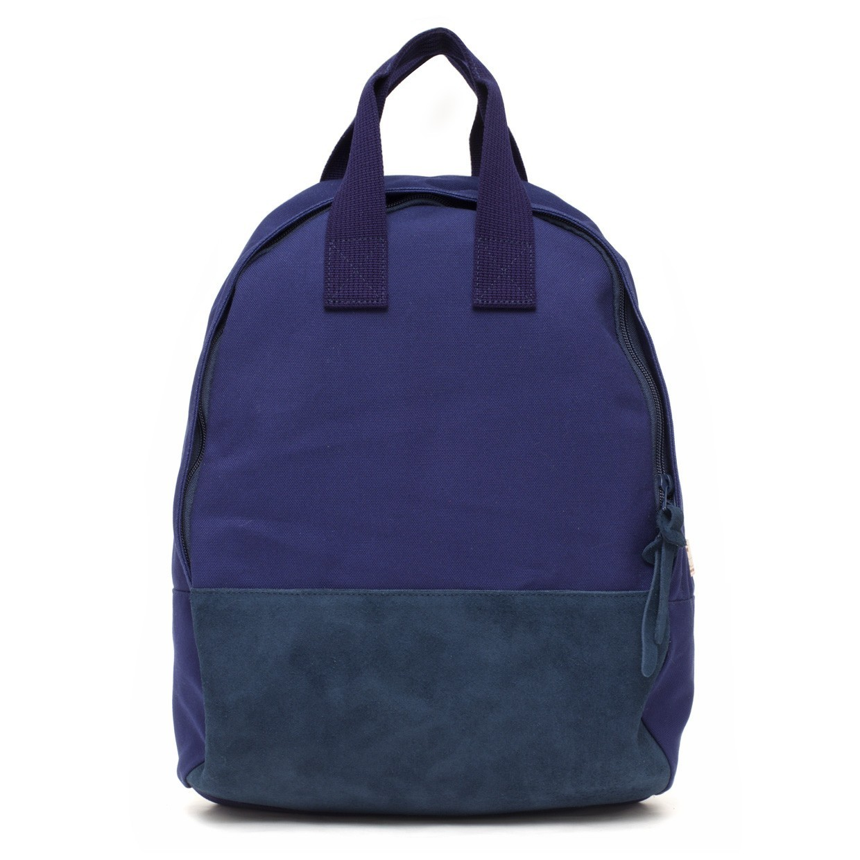 tote backpack navy