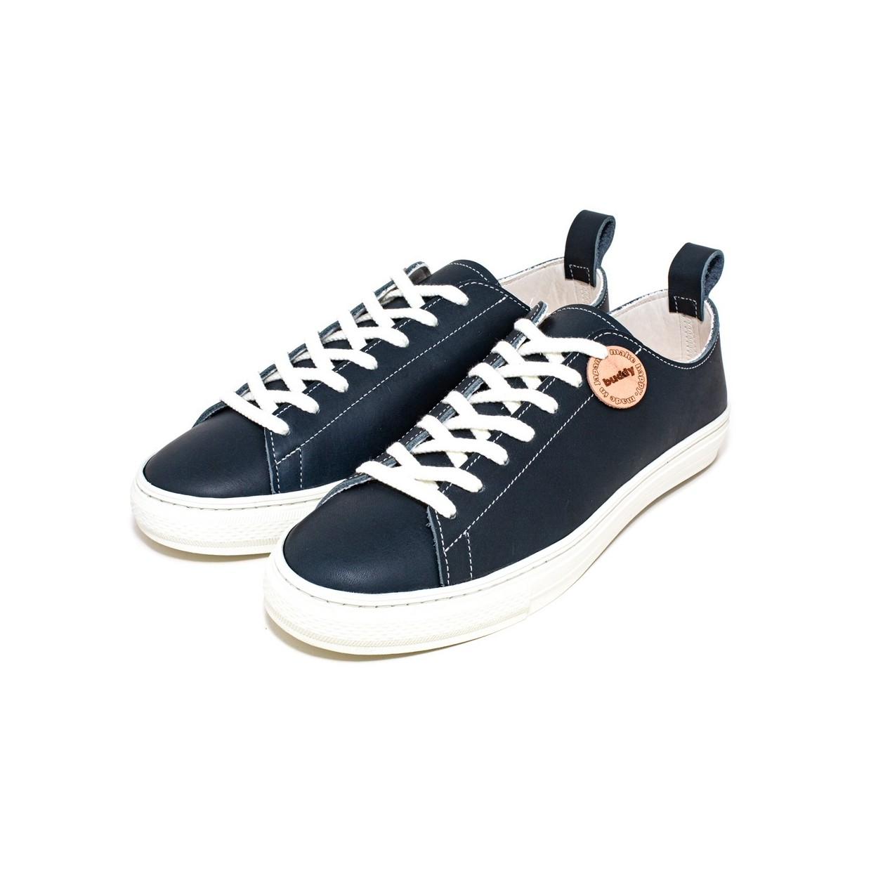 Bull Terrier Smooth Low Navy