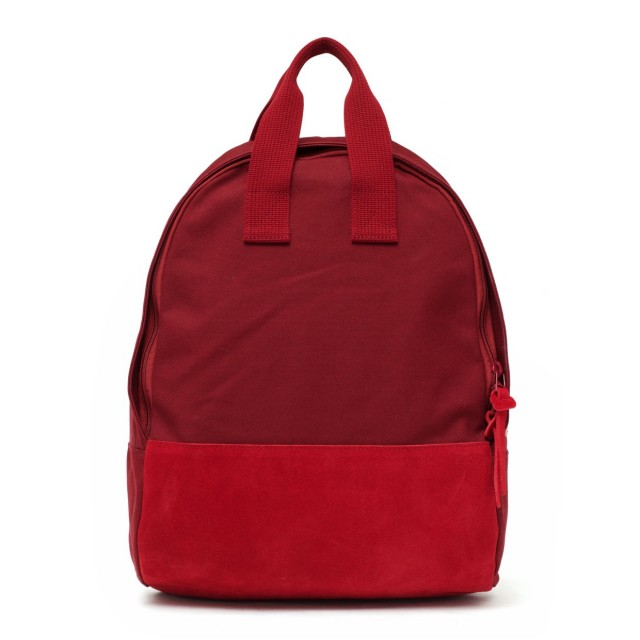 Ear Tote Backpack Bordeaux