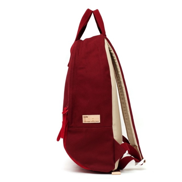 tote backpack bordeaux