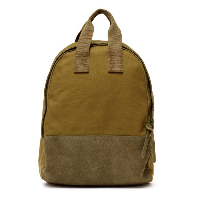 Ear Tote Backpack Olive