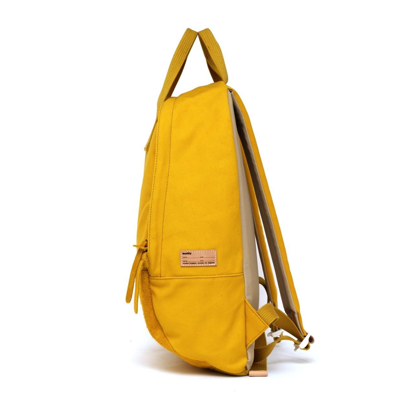 Ear Tote Backpack Mustard