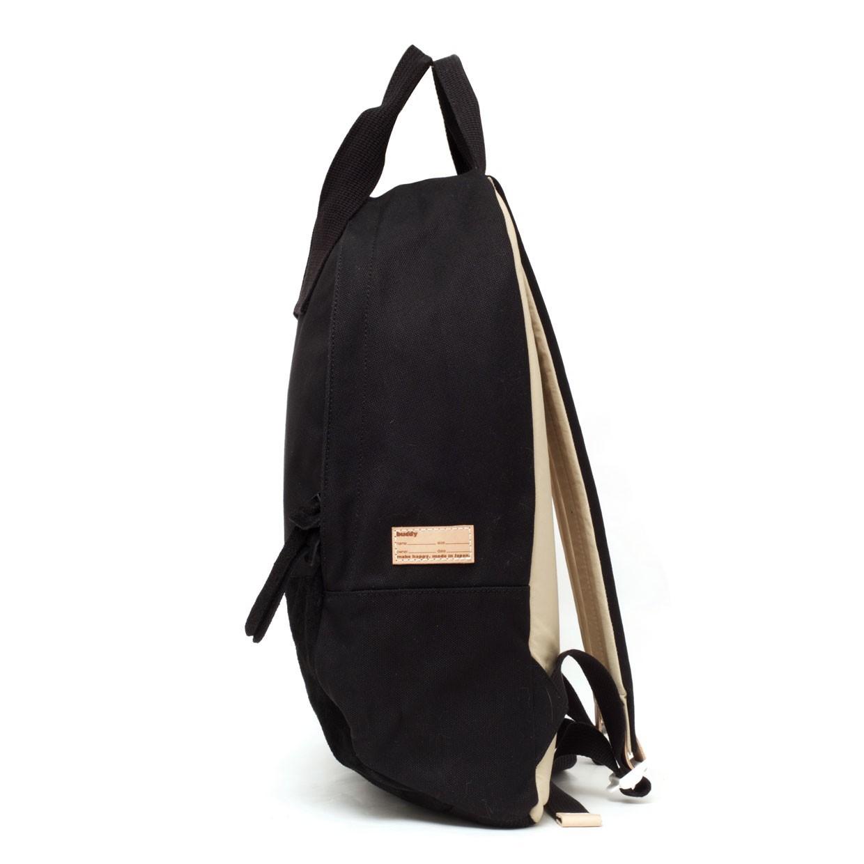 Ear Tote Backpack Black