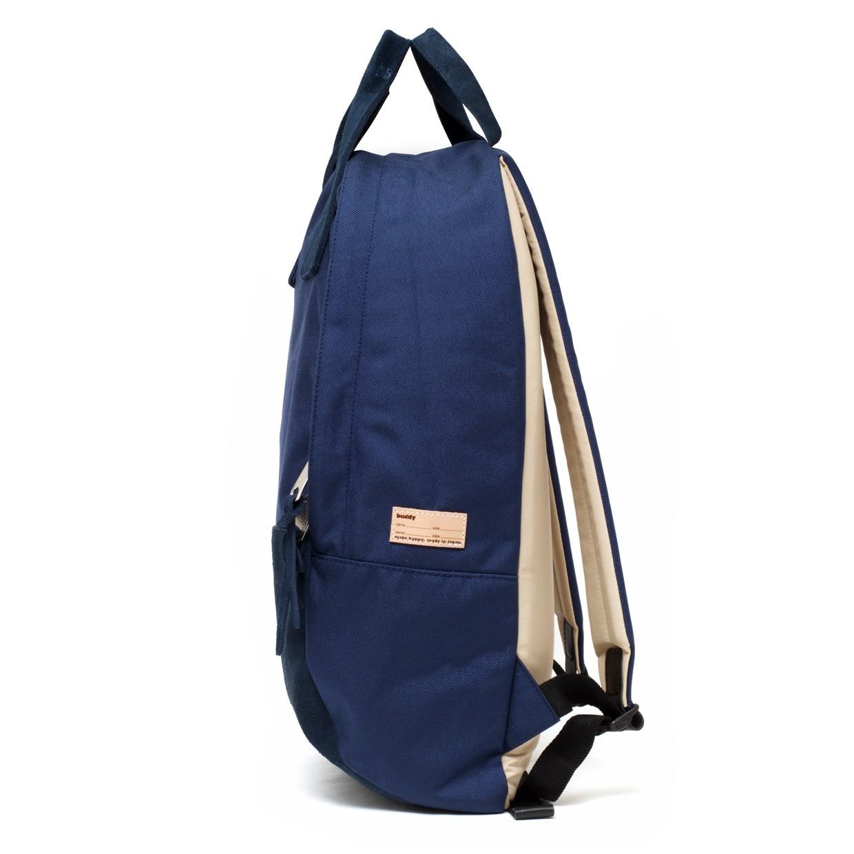 tote backpack long navy