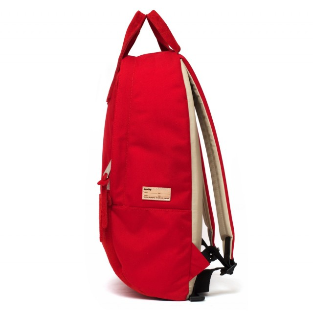 Ear Tote Backpack Long Red