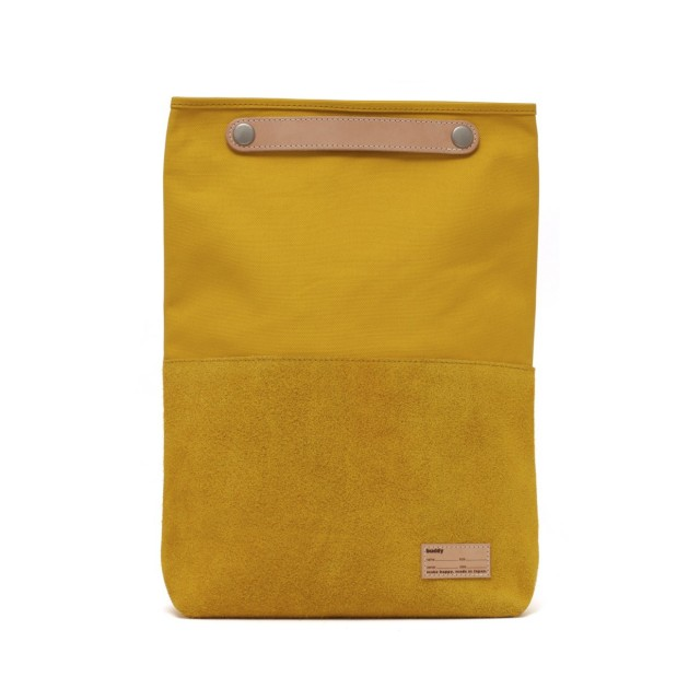 Lead Clutch Bag Mustard S